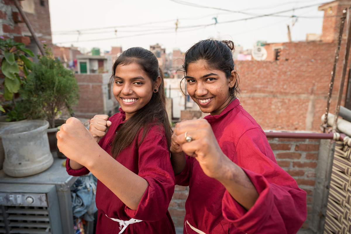 Karate Squad in India