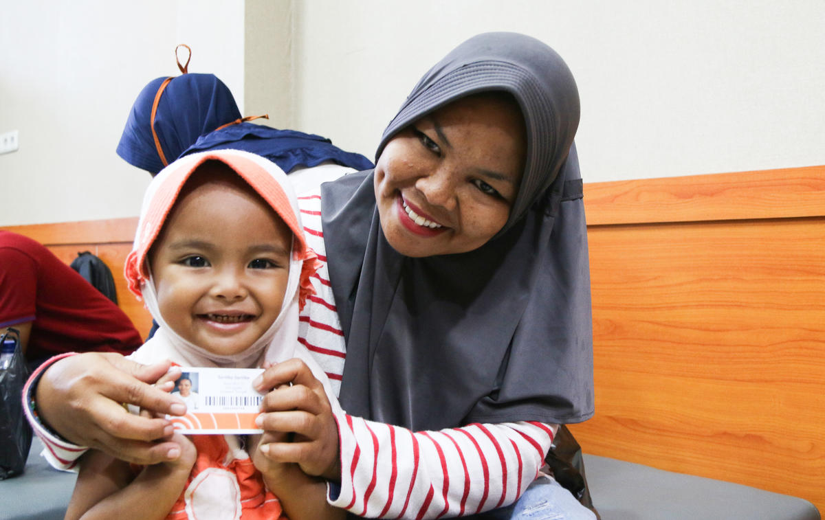 WV's multi-purpose cash assistance, with the government's social protection office, gave quake-affected families a timely, flexible way to meet their basic needs through cash and vouchers. The Sulawesi disaster response shows that the voices from young disaster-affected populations must be heard as well, using effective humanitarian coordination mechanisms, to make informed choices and enable sustainable and quality support for those who need it through child-sensitive social protection mechanisms