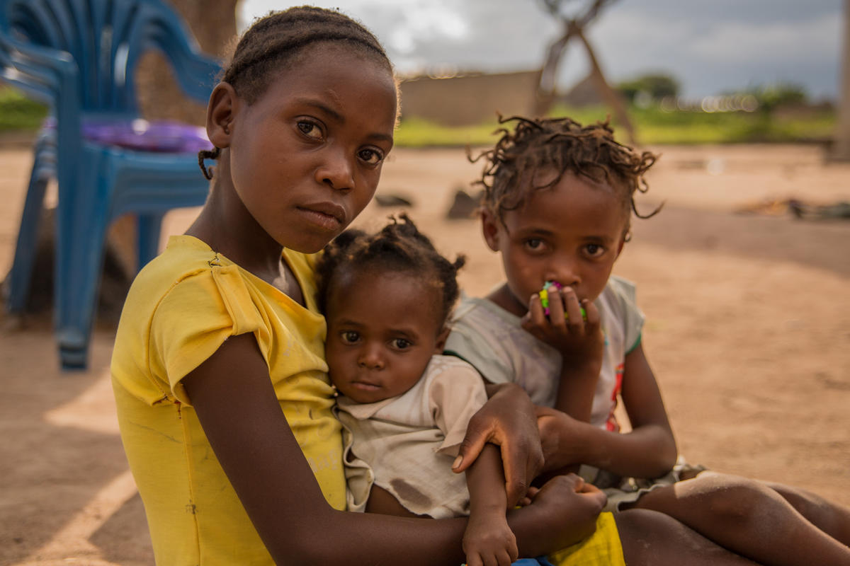 Protecting Children in Africa from Secondary Impacts