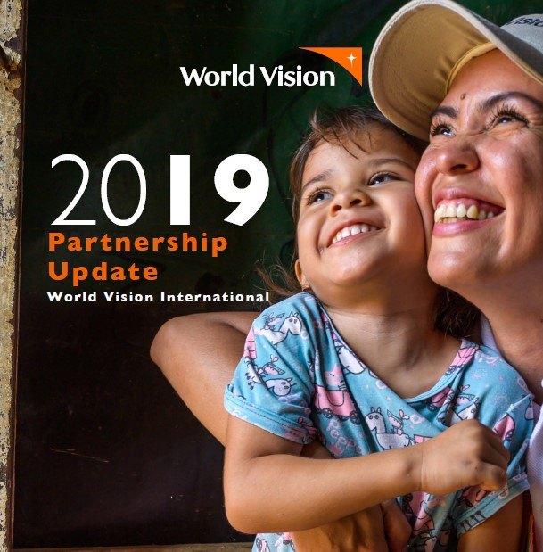 Partnership Update Cover 2019