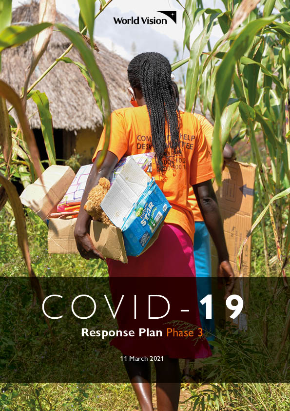 World Vision's COVID-19 Response plan phase 3 report