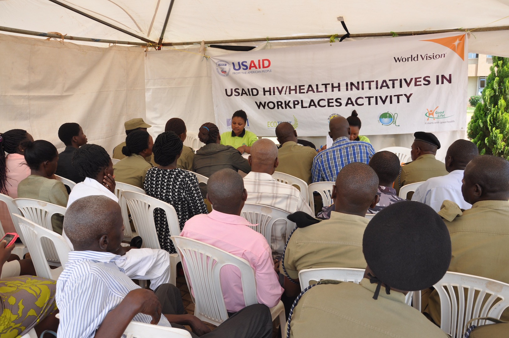 HIWA Project, Scaling up access to HIV/Health services among