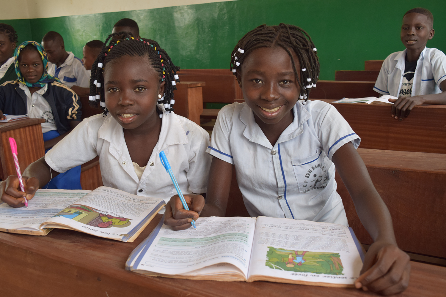 Education in the Democratic Republic of Congo