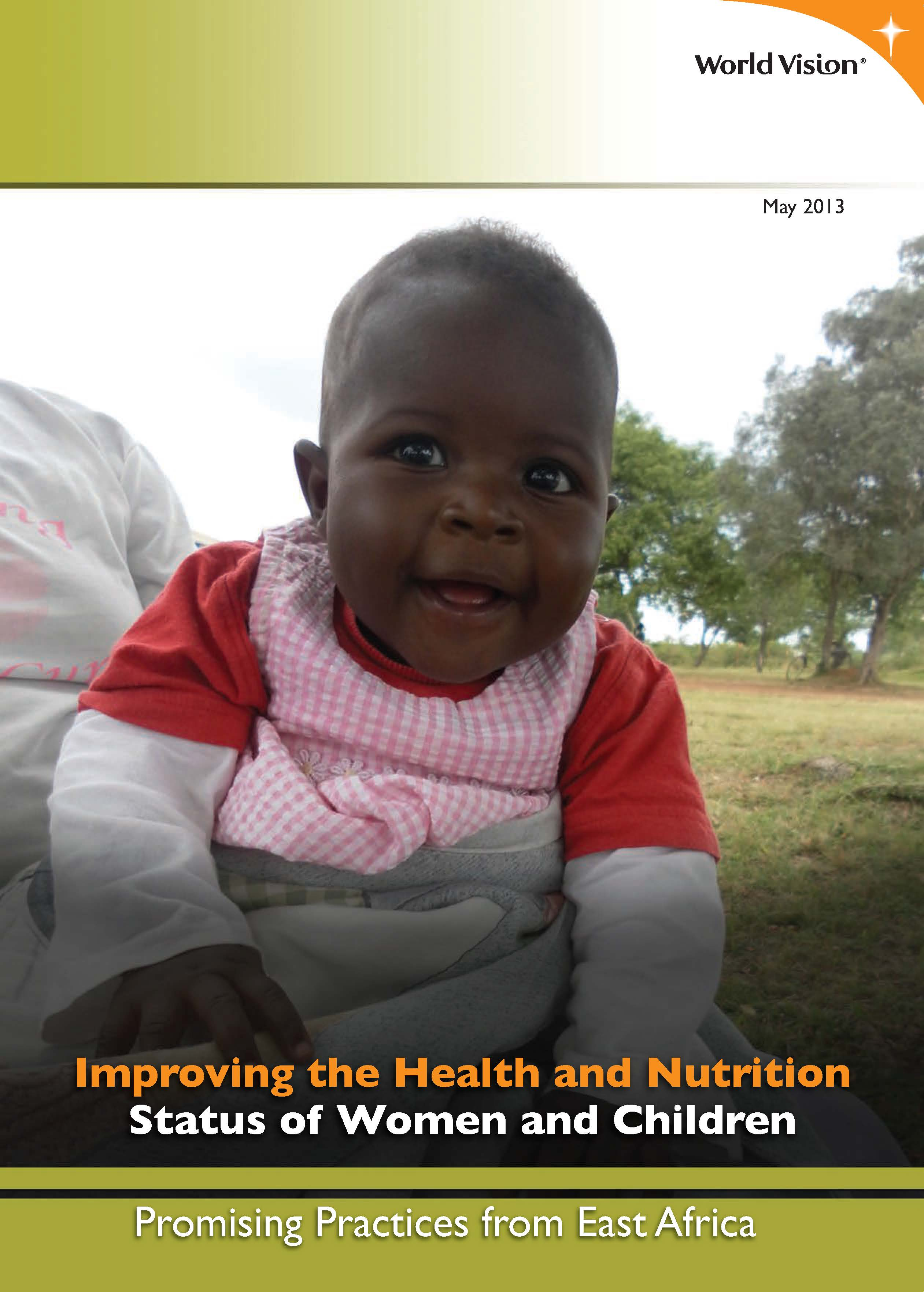 Improving the health and nutrition status of women and children