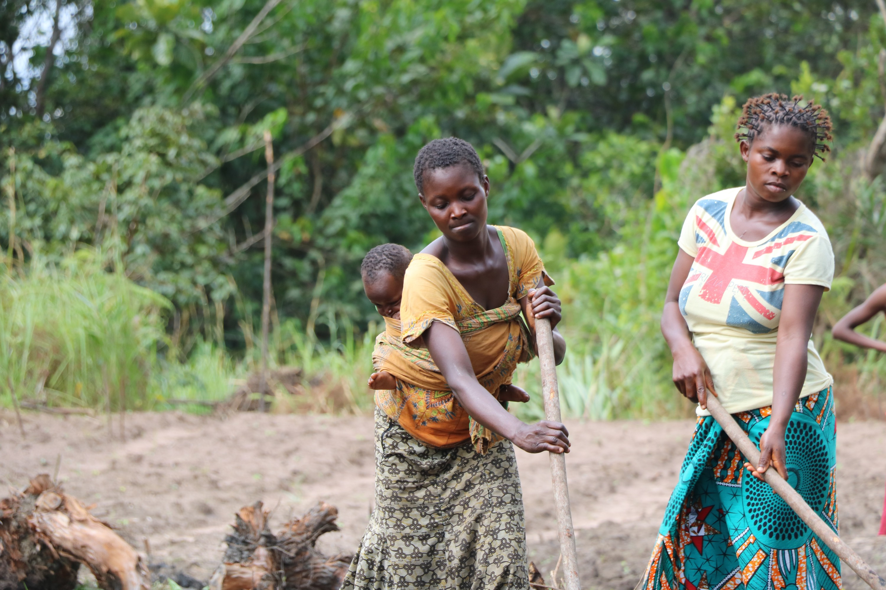 World Vision is fighting malnutrition in Kasai Central