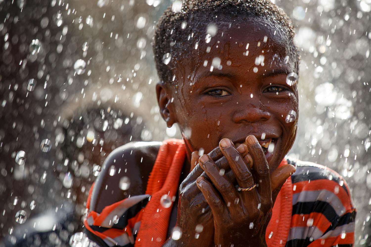 Water, sanitation and hygiene in Mali