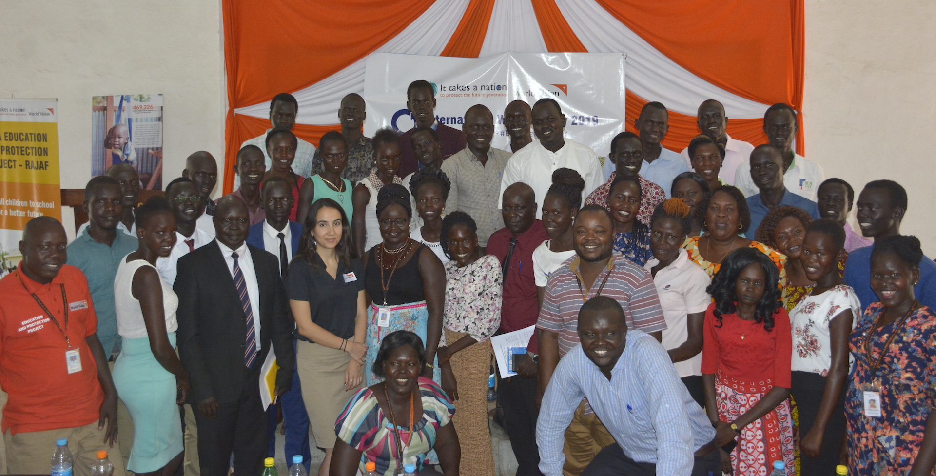 World Vision joins University of Juba and the Embassy of Canada in
