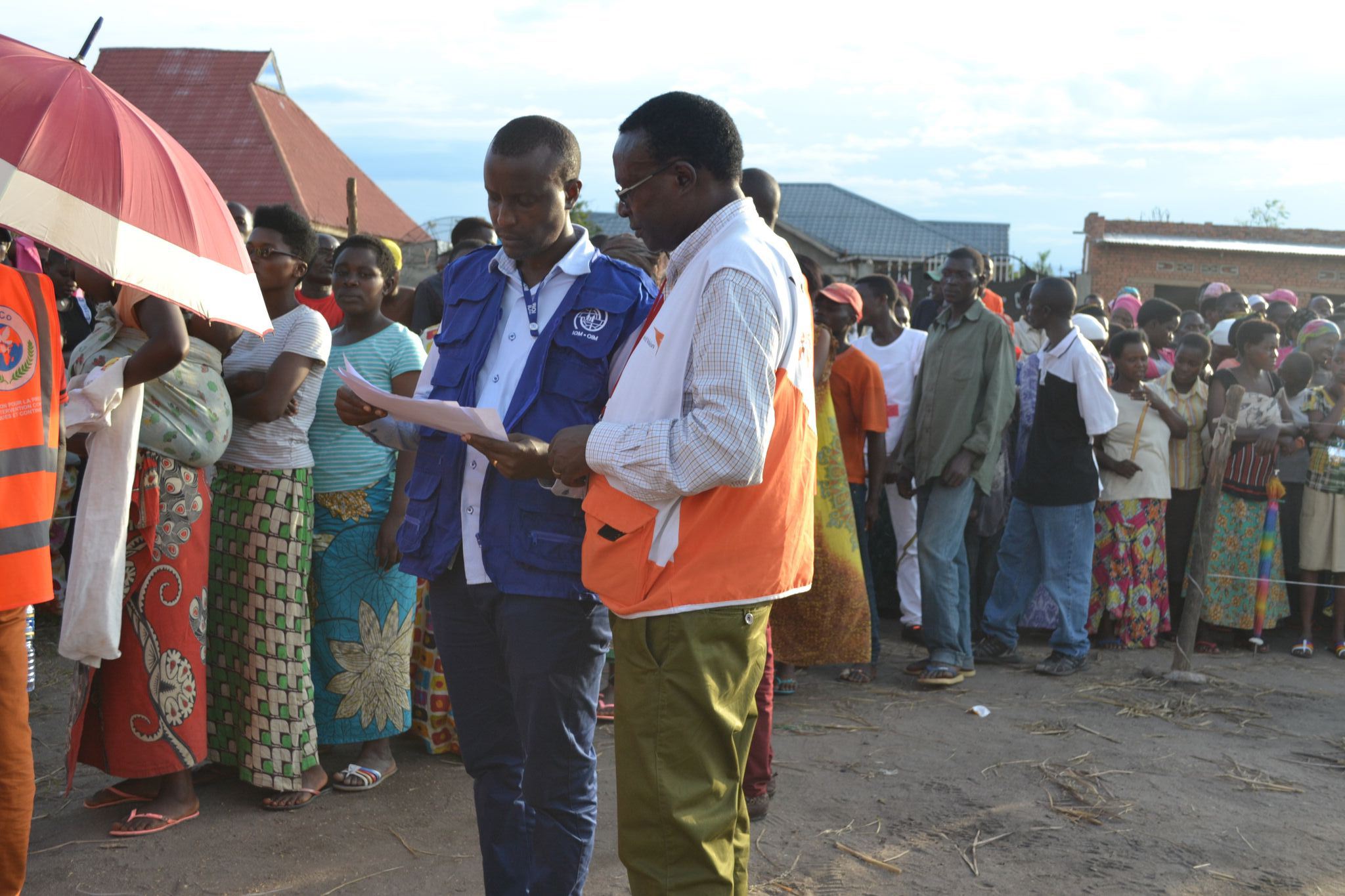Burundi Disaster Management and Humanitarian Assistance