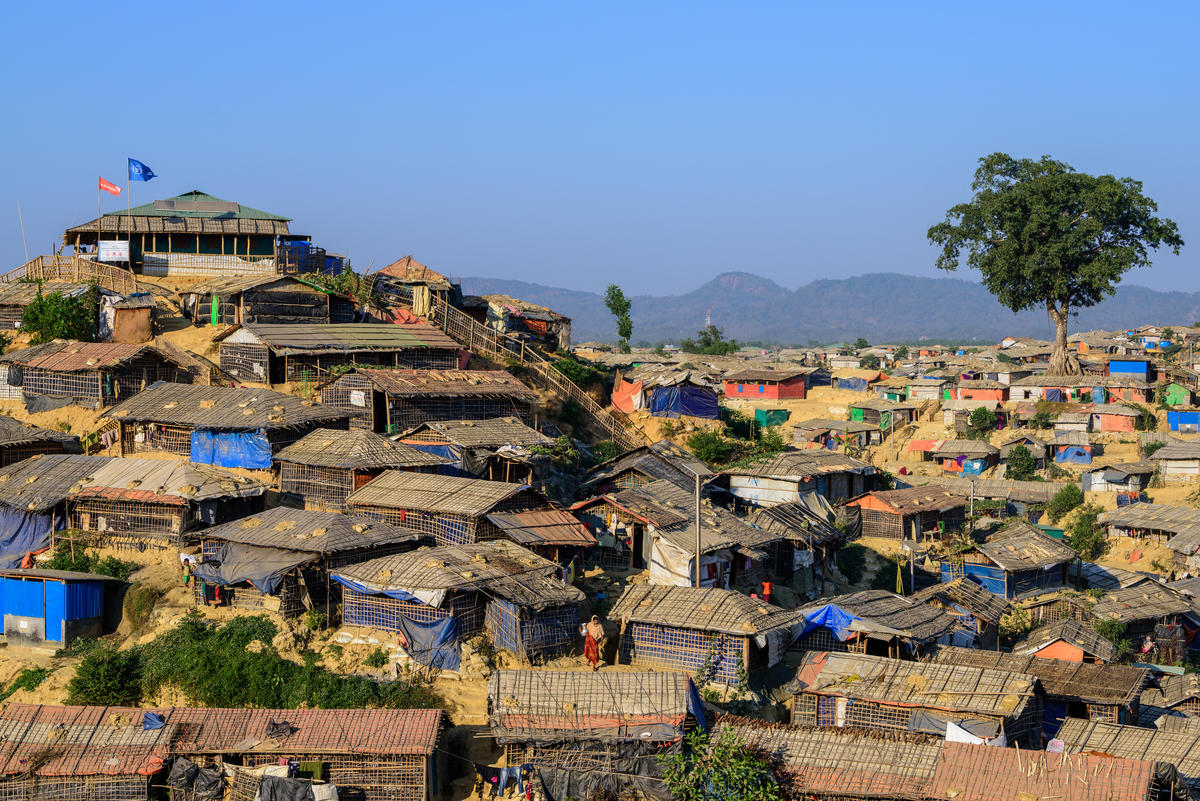 Today, almost 1 million Rohingya live in what has become the world's largest refugee camp.