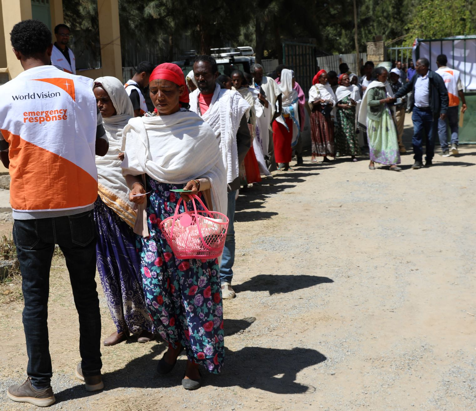 Tigray emergency respose, cash assistance