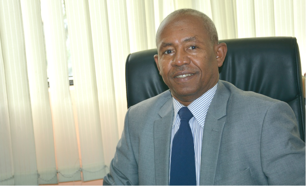 Mr. Beyene Geleta, Porgram Development and Quality Assurance Director