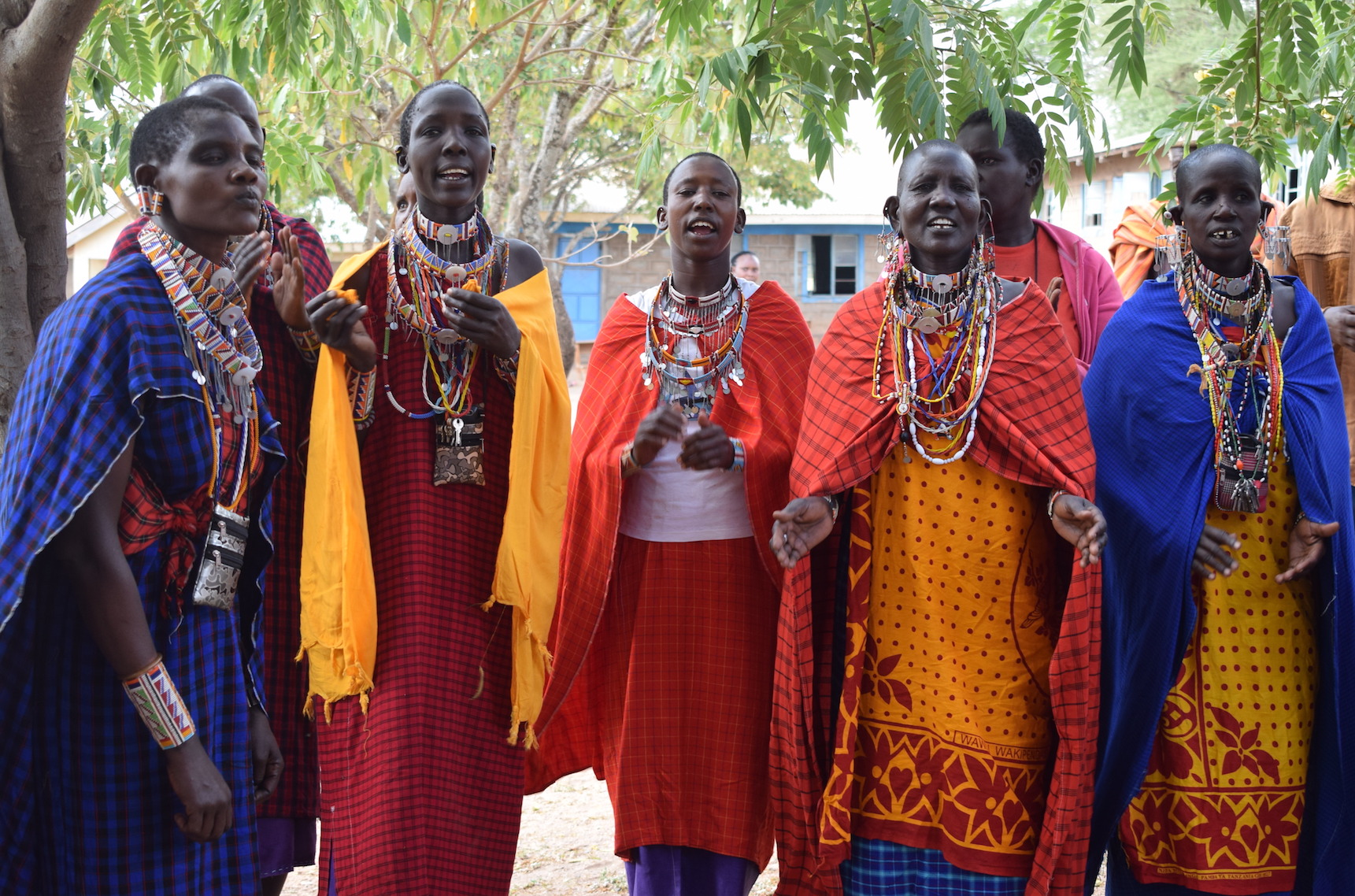 Seventy-eight (78) percent of girls and women of childbearing age (15 to 49 years old) have undergone FGM in Kenya's Maasai Community.  Churches are contributing to the fight against this practice.