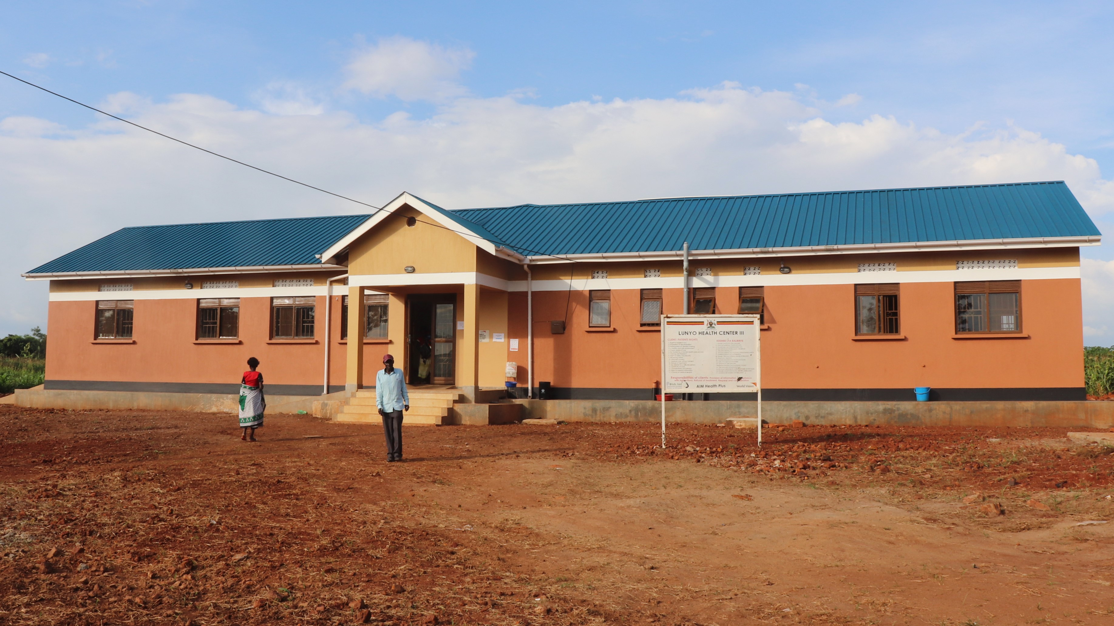 The new maternity ward is a sign of hope for mothers