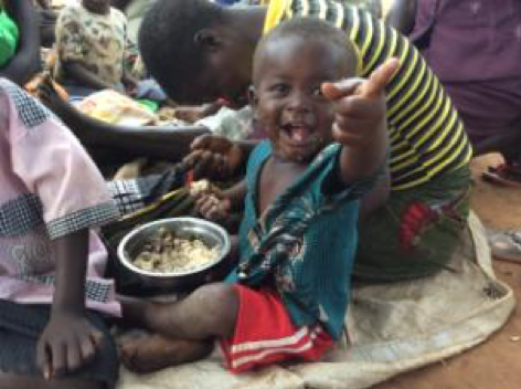 Postive deviance_World Vision Uganda_nutritious meals_malnutrition_ending poverty_
