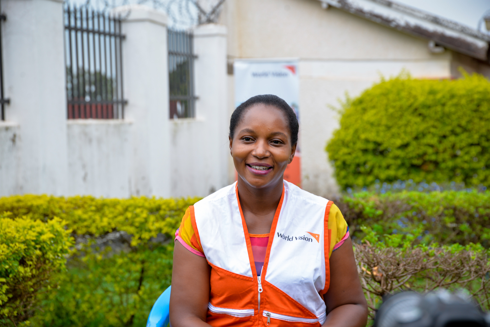 Mary is the Acting Refugee Response Director for World Vision Uganda