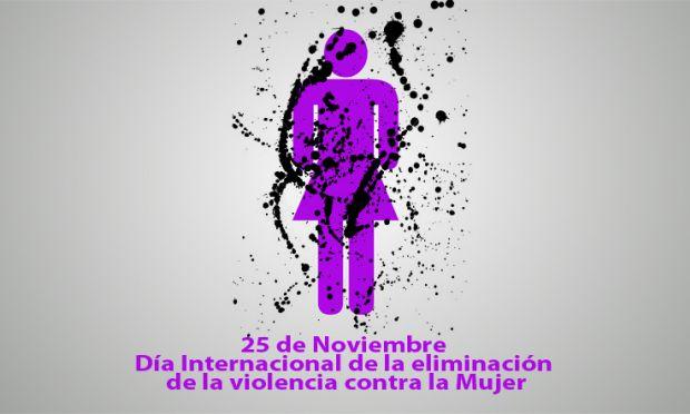 ... Día internacional de la eliminación de la violencia contra la mujer
