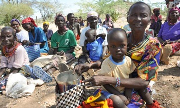 Horn of Africa Food Crisis One Year On | World Vision International