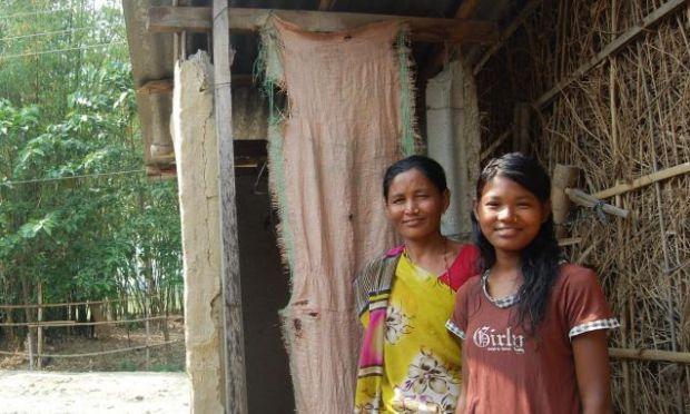 Improved sanitation in Sunsari | World Vision International