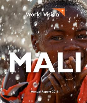 WV Mali Annual Report Cover