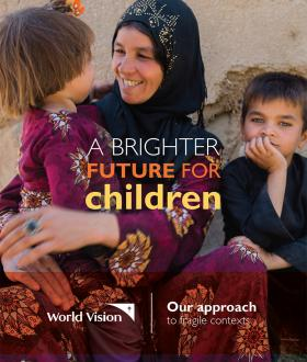 A Brighter Future for Fragile Contexts Report Cover