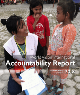 Accountability Report 2018 cover