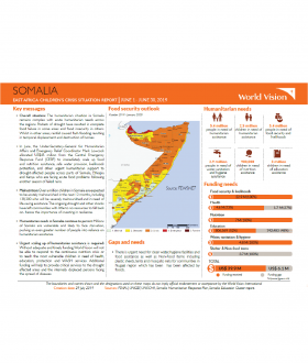 Somalia - June 2019 Situation Report