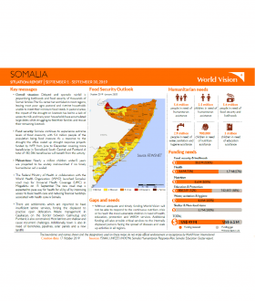 Somalia - September 2019 Situation Report