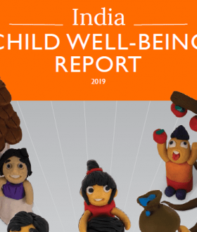 india child wellbeing report