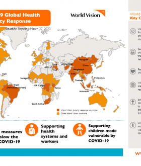 COVID-19 global situation report March 28, 2020
