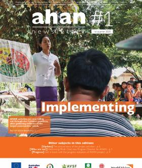 AHAN Newsletter #1