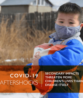 COVID-19 Aftershocks Report