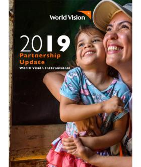 2019 world vision partnership update cover image