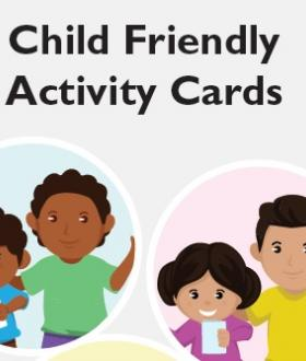 Child Friendly Spaces At Home Activity Cards - M&E Form