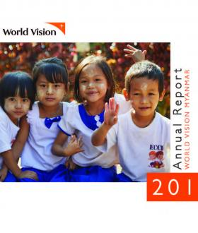 FY 19 Annual Report Myanmar