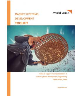 Market Systems Development Toolkit