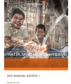 FY19 WASH Annual Review Image