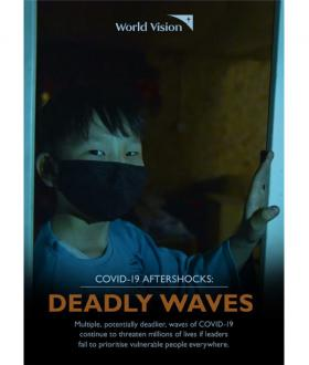 COVID-19 Aftershocks: Deadly waves