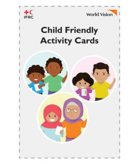 Activity cards for children in lockdown