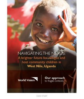 Navigating the Nexus: A brighter future for refugee and host community children in West Nile, Uganda