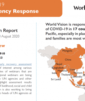 Asia Pacific COVID-19 Response Updates August 13, 2020