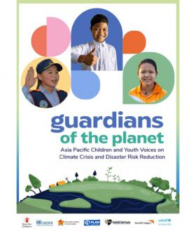 Guardians of the Planet Cover Image