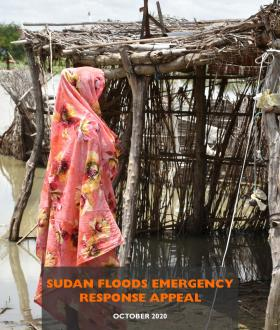 Sudan Floods Appeal