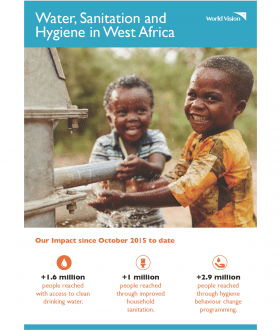 Water, Sanitation and Hygiene (WASH) in West Africa