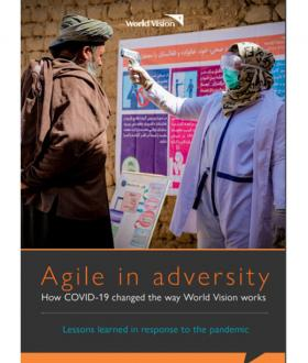 Agility in Adversity Report Cover