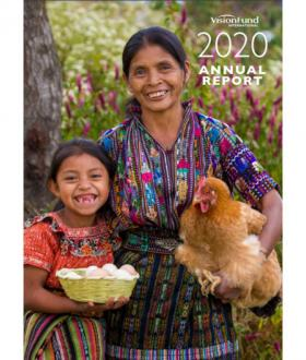 Vision Fund FY20 Annual Report