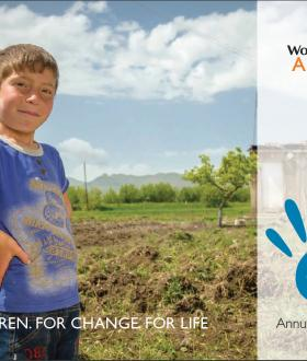 World Vision Armenia Annual Review2015