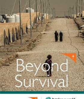 Beyond Survival Cover