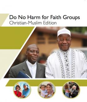 Do No Harm for Faith Groups - manual cover