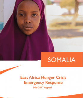 Cover page: Somalia Appeal