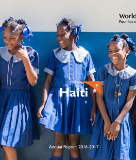 World Vision Haiti Annual Report